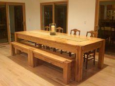 rectangular corner nook table dining - Google Search
