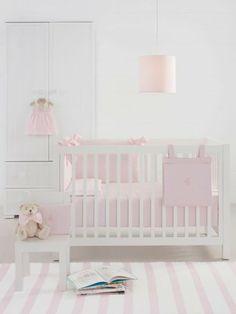 5 Habitaciones de Bebé en Rosa