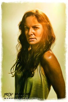 The Walking Dead: Lori: BuzSim Paint Re-Edit by nerdboy69 on DeviantArt