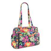 Make a Change Baby Bag in Jazzy Blooms | Vera Bradley