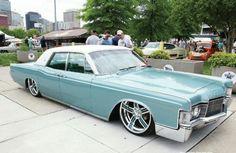 69 Lincoln Continental