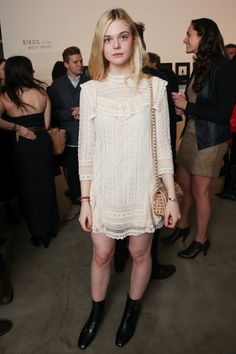 ELLE FANNING : Photo