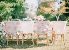 August chairs all dressed up #shabbychic www.shabbychic.com