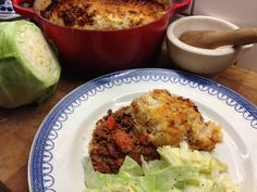 A warming winter dish. Perfect comfort food to fill you up. The mince and mash can be combined and baked as a low carb med-style shepherd's pie or simply serve …