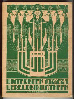 Cover design: Chris Lebeau, 1924
