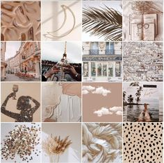 Brown Aesthetic, Aesthetic Colors, Aesthetic Collage, Aesthetic Photo, Aesthetic Pictures, Bedroom Wall Collage, Photo Wall Collage, Picture Wall, Aesthetic Backgrounds