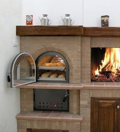 1000 images about wood oven on pinterest barbecue for Forno a legna in mattoni refrattari