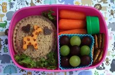 Bento Boxes! Such a fun idea, and I'll have to start with the little one when she's a bit older.