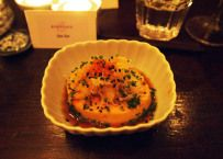 Luiz Hara (The London Foodie) Japanese Supper Club with Bordeaux Wine   In pursuit of food...