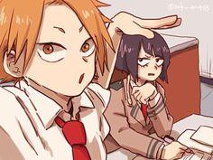 Boku no Hero Academia || Kaminari Denki, Kyouka Jirou (Part 3)