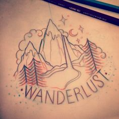 My Other Ride is a Unicorn   WANDERLUST ✨✈ #tattoos ...