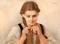 Piotr Stachiewicz (Polish, 1858–1938). Обсуждение на LiveInternet - Российский…