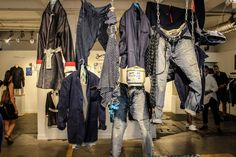 The Latest Heritage Trends: Berlin Fashion Week Summer 2014 - Part 1 | #denimhunters