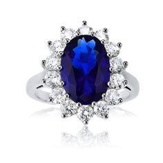 Princess Diana Engagement Ring   Buy Cheap Princess Diana Wedding Ring