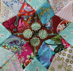 Little Island Quilting.  On this page is a line drawing of this block.  Love it!