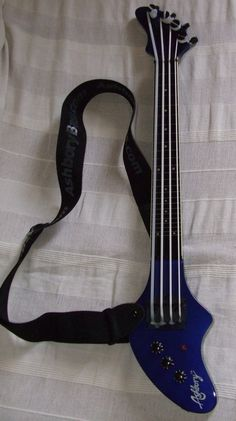 Ashbory Bass the original short scale Bass  ~ https://www.pinterest.com/lardyfatboy/ ~