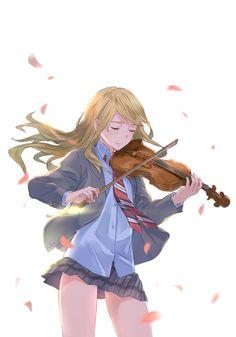 Kaori | shigatsu wa kimi no uso