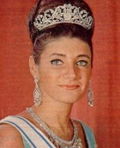 Shahnaz Pahlavi was born in Tehran on 27 October 1940. She is the only child of Muhammad Rezā Pahlavi and his first wife Princess Fawzia.[2][3] Her maternal grandparents were King Fuad I and Queen Nazli of Egypt; and her paternal grandparents were Rezā Shāh Pahlavi and Queen Tadj ol-Molouk of Iran. She is also the niece of King Farouk I of Egypt - and thus cousin of the last Egyptian king, Fuad II.  Therefore, her ancestry includes Circassian, Persian, French, Albanian, and Azerbaijani.