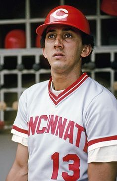 This week the Cincinnati Reds named Davey Concepcion our grand marshal of the Opening Day parade on 3/31/14!!!