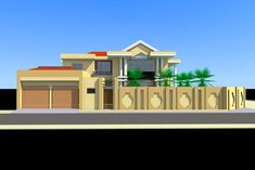 Projet de construction d'une Villa a Cotonou au Benin | Albert Kwessi Home Budget, Budget Bedroom, Diy Home Decor On A Budget, Decorating On A Budget, Row House Design, Box Architecture, Villa, Small Apartments, Building Design
