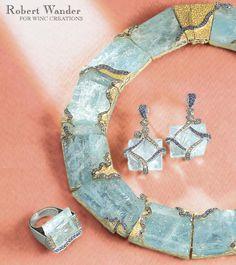 Robert Wander Hawaii Winc Creations Fashion Jewelry Designer Wholesale :  jewelry