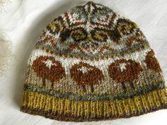 lovely sheep. Knitting Patterns Free, Knit Patterns, Free Knitting, Knitting Projects, Crochet Projects, Wooly Bully, Knit Crochet, Crochet Hats, Yarn Thread
