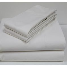 Fine Linens White Six-Piece 800 Thread Count Queen Sheet Set - (In No Image Available)