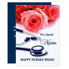 Happy nurses week nurse appreciation card happy nurses week happy nurses week customizable greeting cards m4hsunfo Image collections