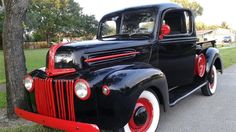 1947 FORD 1 TON PICKUP - Barrett-Jackson Auction Company - World's Greatest Collector Car Auctions
