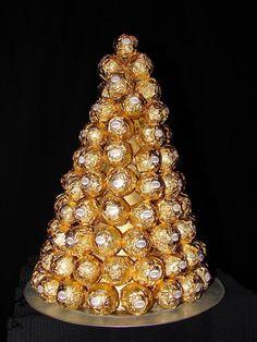 Ferrero Roche Pyramid Tree