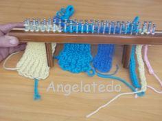 Trabajos realizados con el telar (1), Work performed with looms
