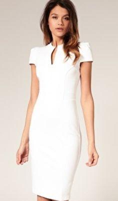 Petites robes courtes pour un mariage civil ! | wedding-secret.com