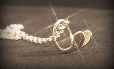 silver nose clip necklace