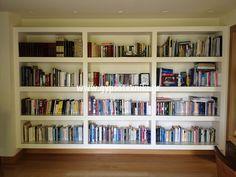 βιβλιοθήκη με γυψοσανίδα σε οικία στην Εκάλη Bookcase, Shelves, Google, Home Decor, Shelving, Decoration Home, Room Decor, Book Shelves, Shelving Units