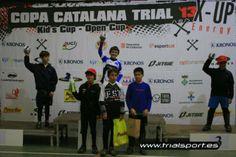 En alevines el ganador de la prueba ha sido Arnau Crespo de St. Iscle de Vallalta, Alan Rovira de Castellar ya se había proclamado ganador matemático en Òrrius.