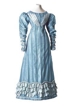 Dress ca. 1825From the Museo de la Moda