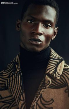 Adonis Bosso for L'Officiel Hommes Germany by Nacho Alegre