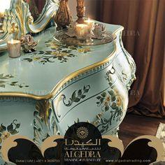 Looking for the most classic yet amazing furniture for your place? We provide a FREE consultation for all! هل تبحث عن أثاث راقي يناسب ذوقك لمنزلك , اتصل بنا الآن لنساعدك في اختيارك ونقدم لك الأنسب 00971528111106 www.algedratrading.com  #Classic  #Furniture  #Interior #Design #Decor #Luxury #Comfort #ALGEDRA #UAE #Dubai #MyDubai #creative #luminous   #فريد #فاخر #أثاث #تجارة #أثاث_مفروشات #أثاث_منزلي #أثاث_فنادق #مفروشات #الكيدرا #دبي #الإمارات #سرير #صوفا #كلاسيك