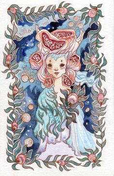 Queen by Ania Mohrbacher