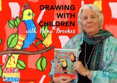 The Organized Art Teacher: Organizing and Creating Lesson Plans Drawing Lessons For Kids, Art Lessons, Watercolor Trees, Watercolor Lesson, Bird Drawings, Drawing Birds, 2nd Grade Art, Second Grade, Deep Space Sparkle