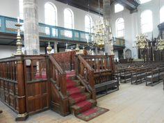 Tulipfields, Keukenhof, Portuguese Synagogue in Amsterdam, the North Sea at Noordwijk, Havanna aan Zee (Zaantvoort)