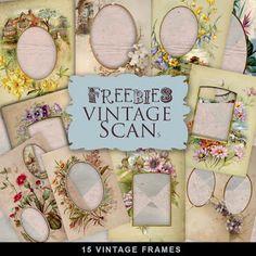 Novos brindes Kit Vintage