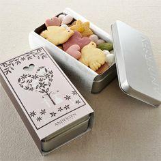 【10缶~】ウエディングクッキー缶