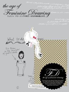5cca2705ae The Age of Feminine Drawing by Gao Zhanyang Li  Minglu https   www