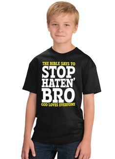 Stop Haten' Bro on SonGear.com