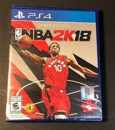 NBA 2K18  (PS4) NEW - $47.70 - 47.70