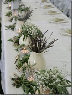 Farmhouse Dreams: A Lavender and Sage Wedding