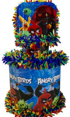 Angry Birds the movie Pinata - WorldOfPinatas.com