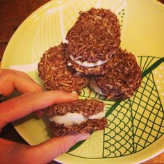 Raw Chocolate and Coconut BombsWhen Oreos meet Lamington's Yes, I have strikes again and this one is a definite crowd pleaser. It is so easy to make but just takes a little time and patient. I demand that you try this at your next dinner party or picnic you will wow your guests with this …