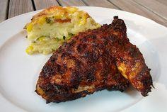 Chili und Ciabatta: Pikantes Chipotle-Chili-Hähnchen vom Grill